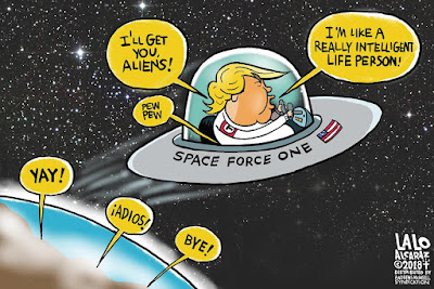 Cassini Cameras - Space Farce Lalotrumpspaceforce
