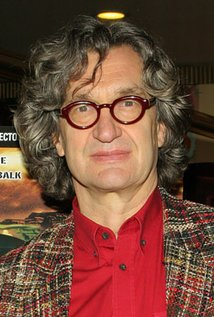 Wim Wenders. Director of Wings of Desire [Sub: Eng]