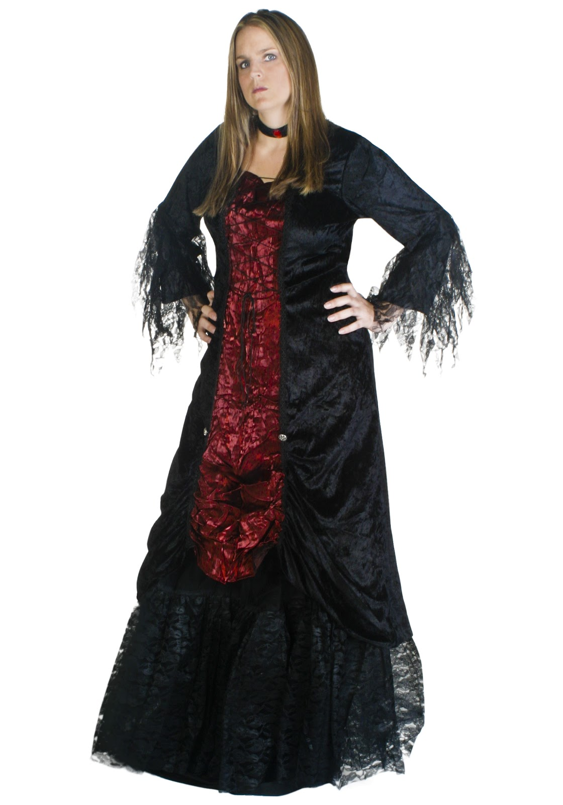 trends of halloween costumes in different kinds dracula