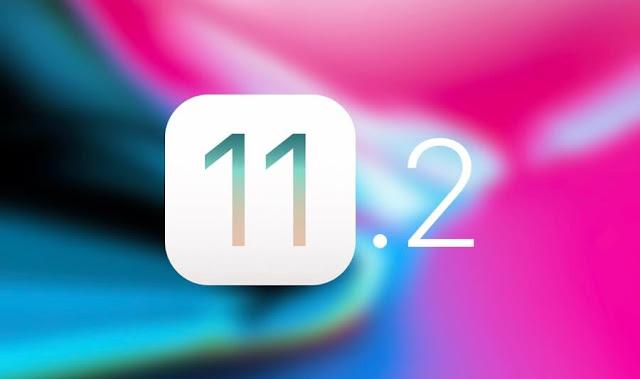 ابل تطلق iOS 11.2 مع Apple Pay Cash وشحن لاسلكي اسرع واصلاح التاريخ