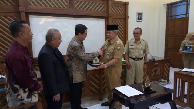 Jalankan Tri Dharma, UIN Raden Fatah Kerjasama dengan Pemkab Kebumen