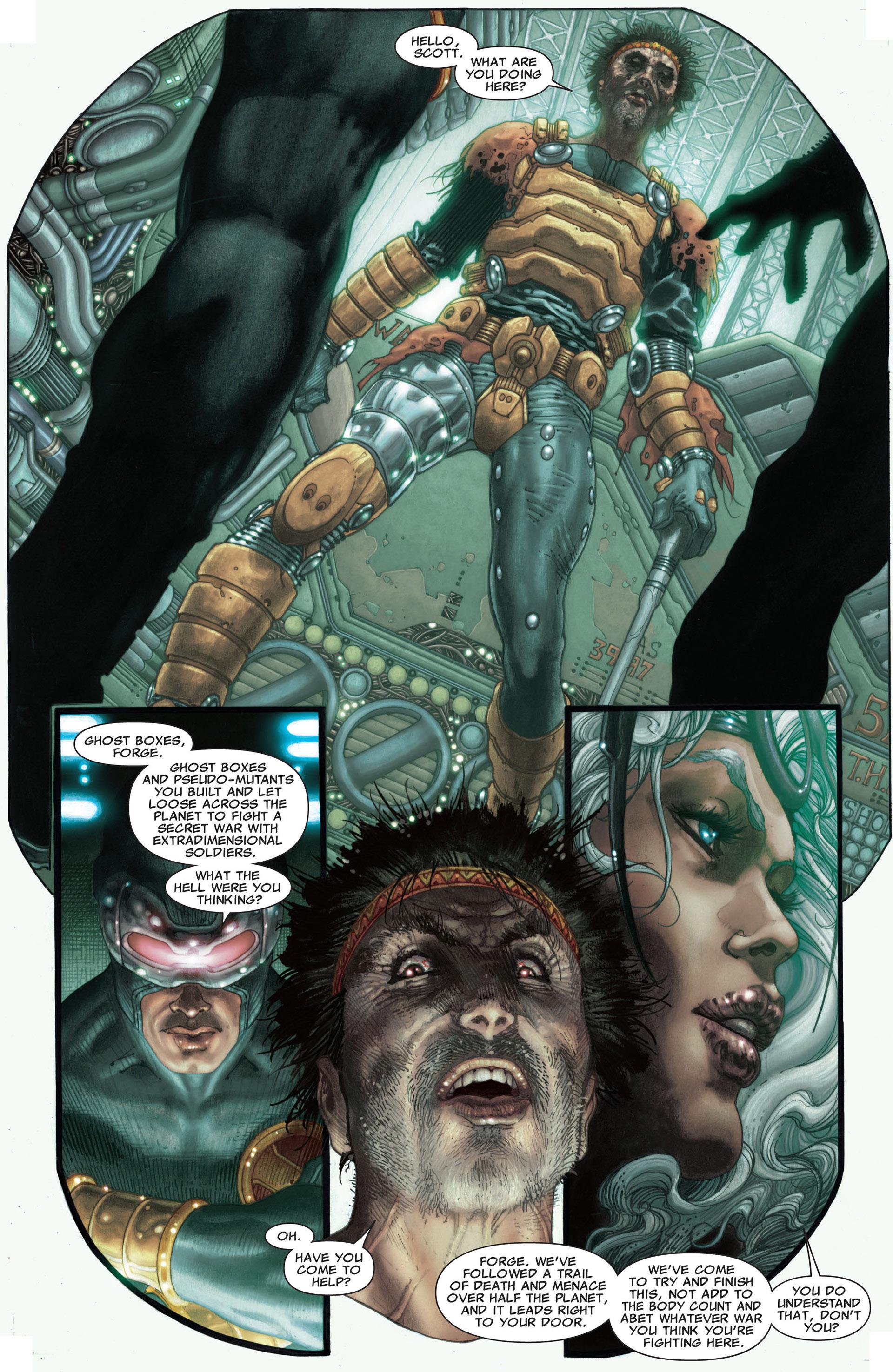 Read online Astonishing X-Men (2004) comic -  Issue #30 - 3