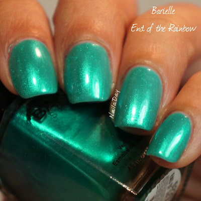 NailaDay: Barielle End of the Rainbow