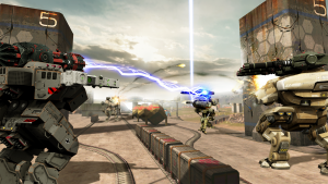 War Robots Mod Fitur Premium