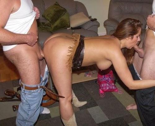 Threesome Wife Photo 85