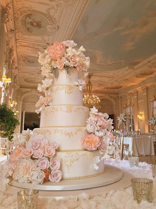 blush pink and grey wedding cakes for the of cake by garry amp parzych 12043