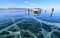 Danau Baikal Rusia