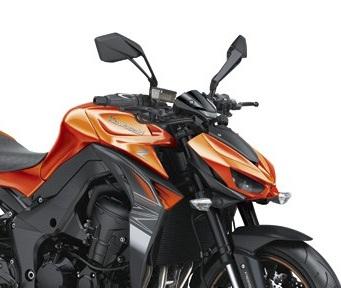 Kawasaki Z1000 Sugomi Versi 2017 Warna Dan Grafis Baru