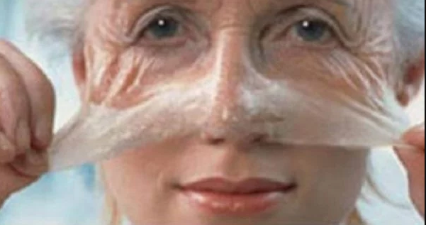 Homemade Cream Get Rid Of Wrinkles And Make Skin Brighter