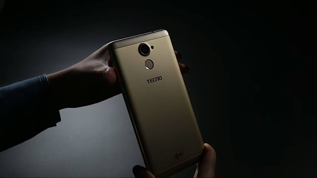 Tecno L9 Plus (5000mah) Mobile