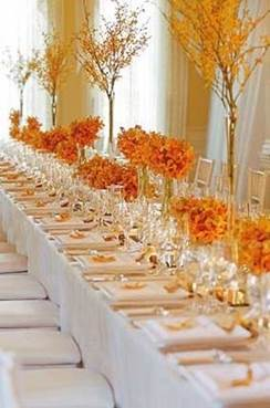 A Memory Lane Event and Wedding : Creative Thanksgiving ...