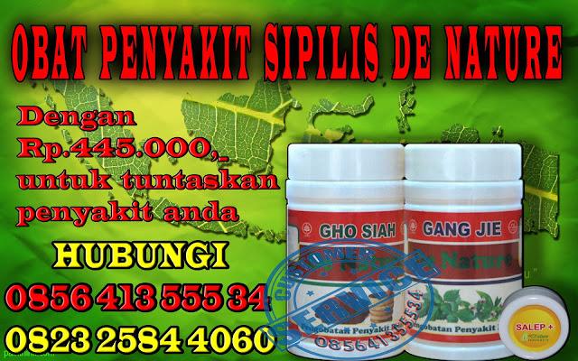 Obat Sipilis Herbal Tanpa Efek Samping