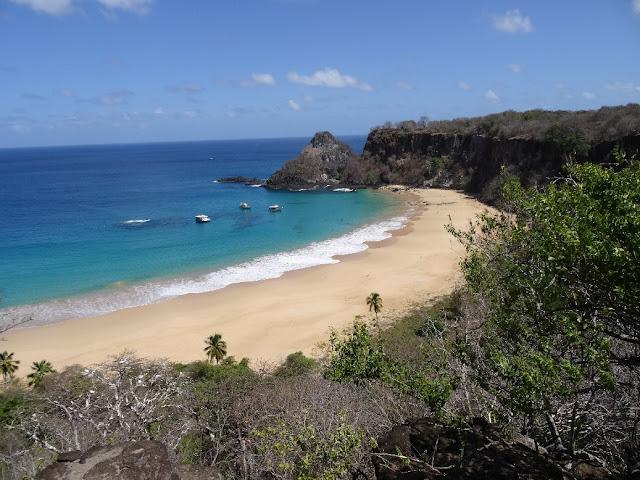 Sancho, a praia mais linda do mundo - Fernando de Noronha