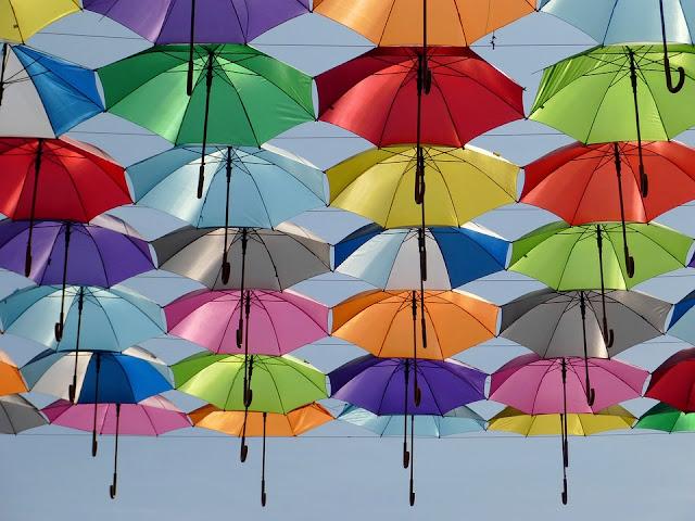 Idée cadeau utile et originale spécial hiver : Le parapluie
