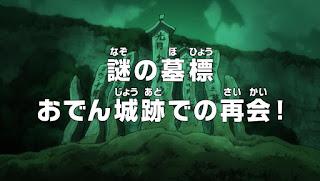 One Piece Episódio 909