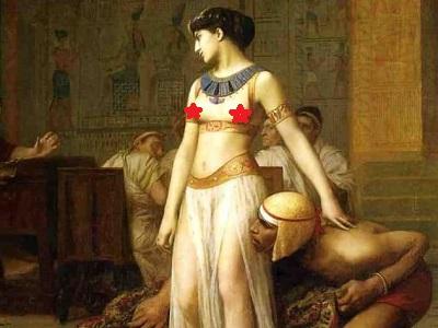 Kleopatra: Eşek Sütü Banyo