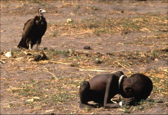 Remembering Kevin Carter and the photo that made the world weep ~ Photography News 1
