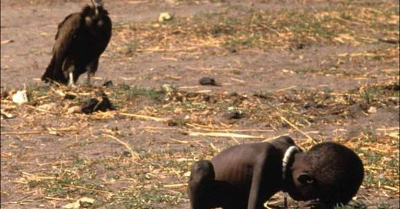 Remembering Kevin Carter and the photo that made the world weep
