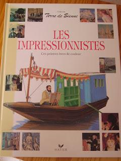 les impressionnistes livre