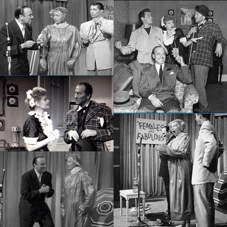 When I Love Lucy Invented The Tv Rerun