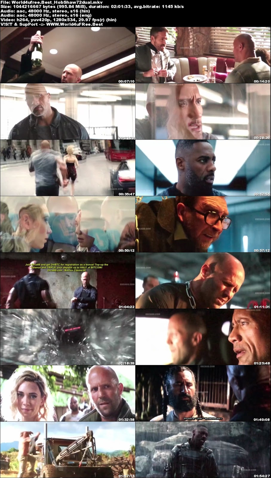 Fast & Furious Presents Hobbs & Shaw full hd movie free download by tamilrockers