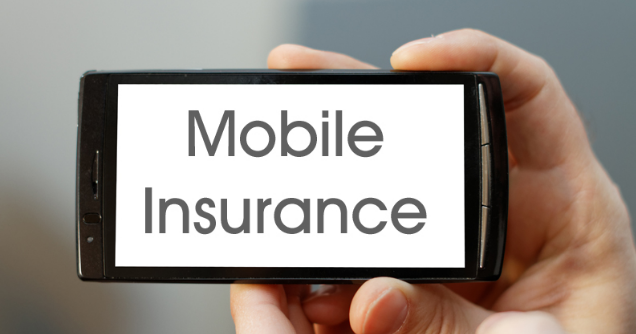 mobile and phone and insurance