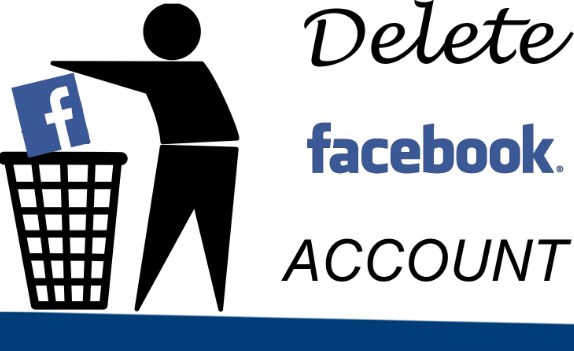 How to shut down facebook account