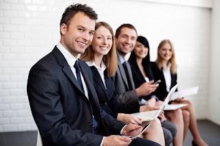 El CV en el proceso de selección, aspirantes a un puesto de trabajo