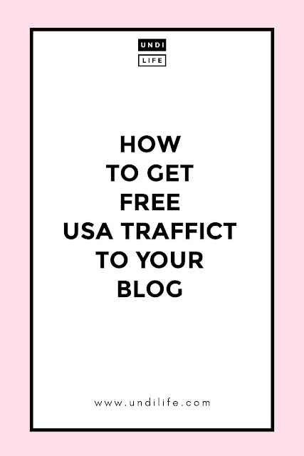 Trik Untuk Mendapatkan Pengunjung AS ke Blog 2017, Work!