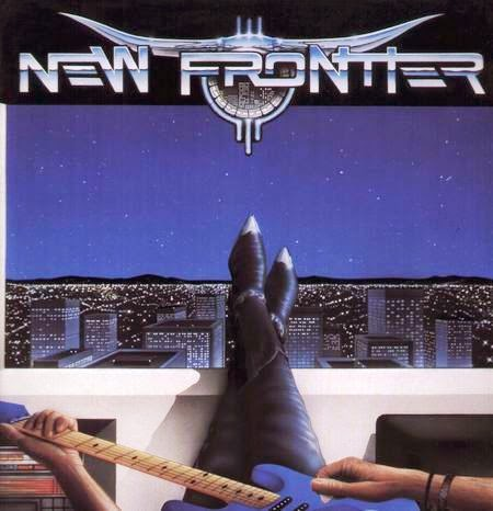 New Frontier st 1988 aor melodic rock