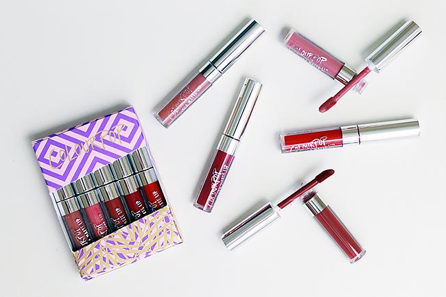 ผลการค้นหารูปภาพสำหรับ ColourPop Ultra Matte Lip Liquid Lipstick Foxy Mini Set