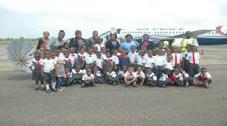 Samville Pupils Excursion To Airport