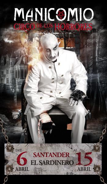 U p a a c nuevo espectaculo de la saga del circo de los for Lo ultimo en chismes del espectaculo