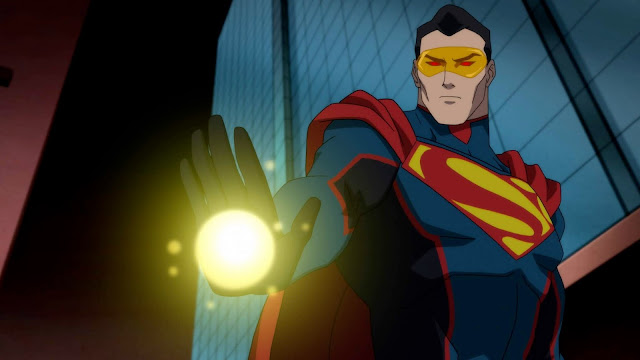 the death of superman, reign of the supermen,