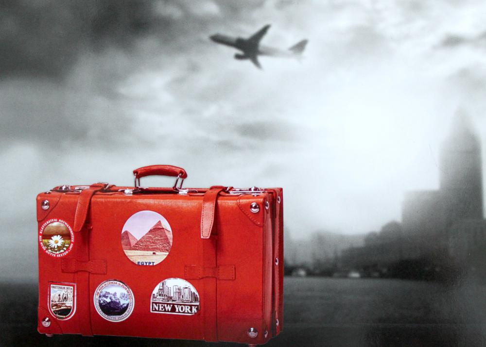 walizka podrożna
