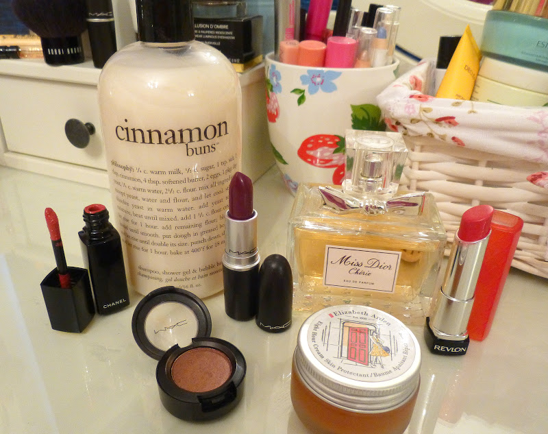 Favourite Autumn/Winter Beauty Products 2012