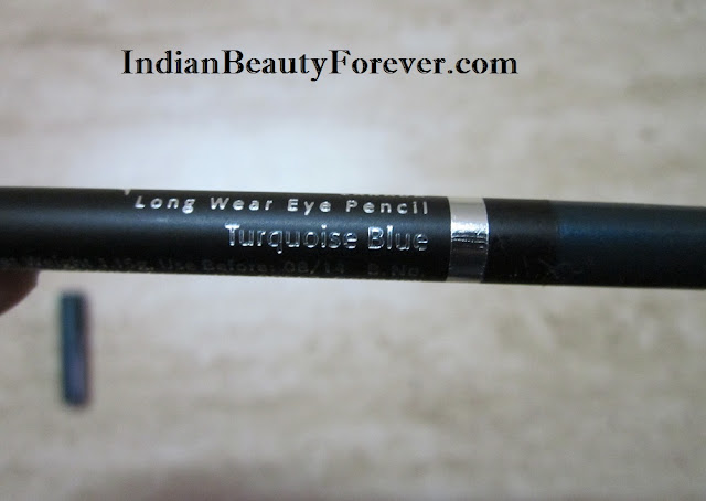 Faces Eye Pencil Turquoise Blue