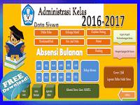 Aplikasi Olah Nilai Siswa SD Otomatis Gratis Terbaru