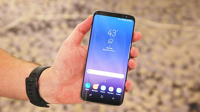 Giveaway from Woorise, Win a Samsung Galaxy S8