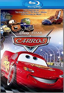 Carros BluRay 720p x264 Dual Áudio