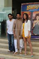 Parineeti Chopra with Ayushmann Khurrana at the Launch of Trailer of Meri Pyaari Bindu 045.JPG