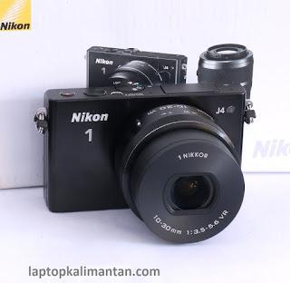 Jual Kamera Nikon 1 J4 Wifi bekas
