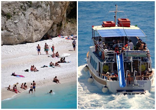 Boat Cruises Porto Katsiki Beach