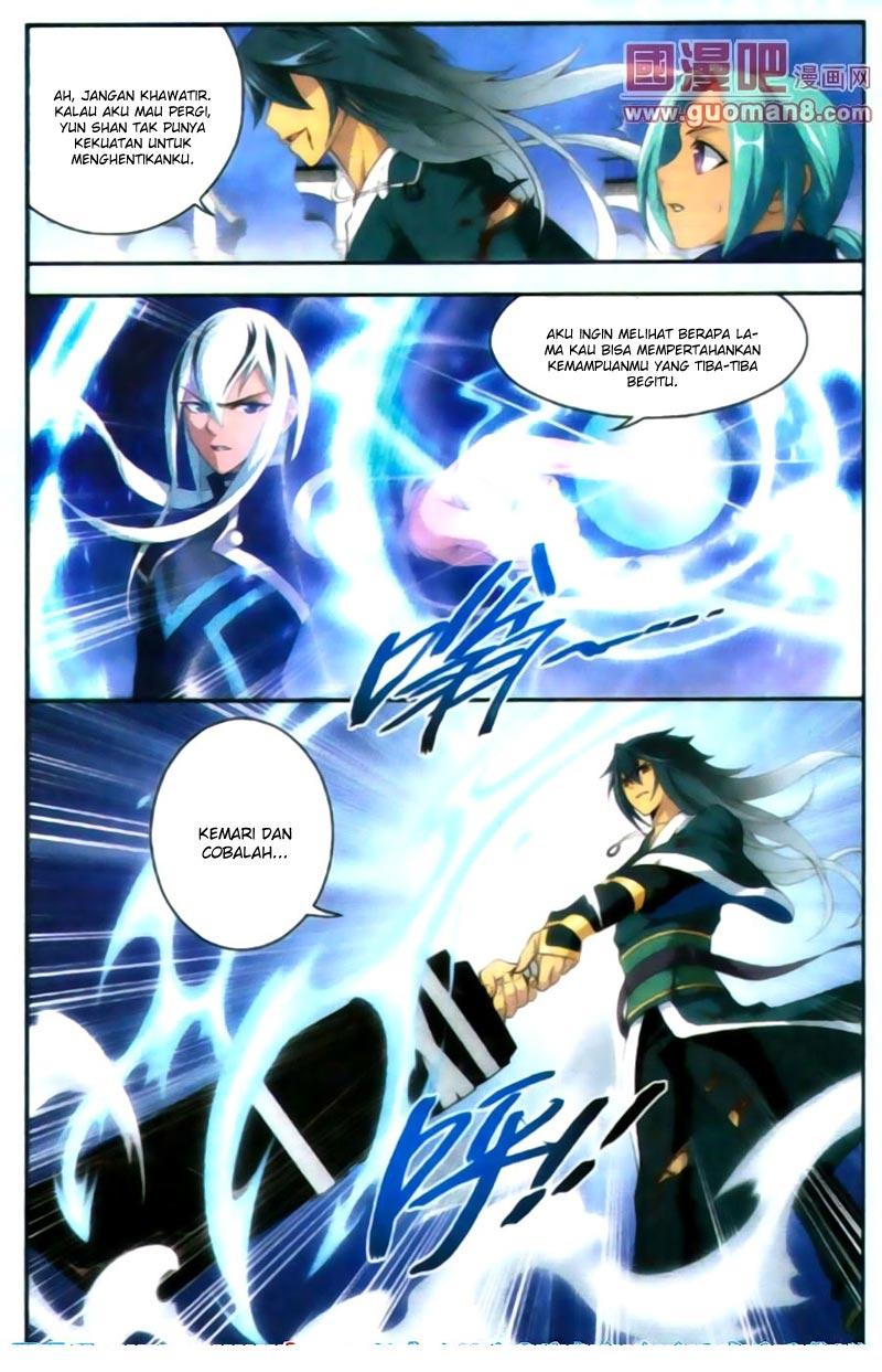 Battle Through the Heavens Chapter 89-37