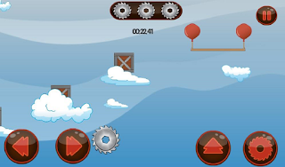 Crazy Cutsaw mobile app game
