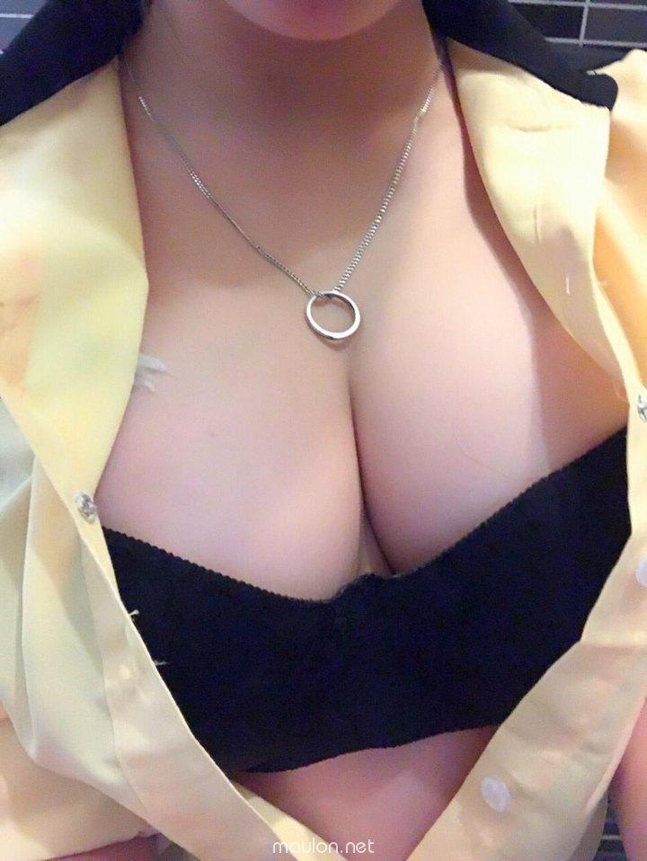 MauLon.Net - Ảnh sex show hàng đầy kích thích của em Tiên TGDD