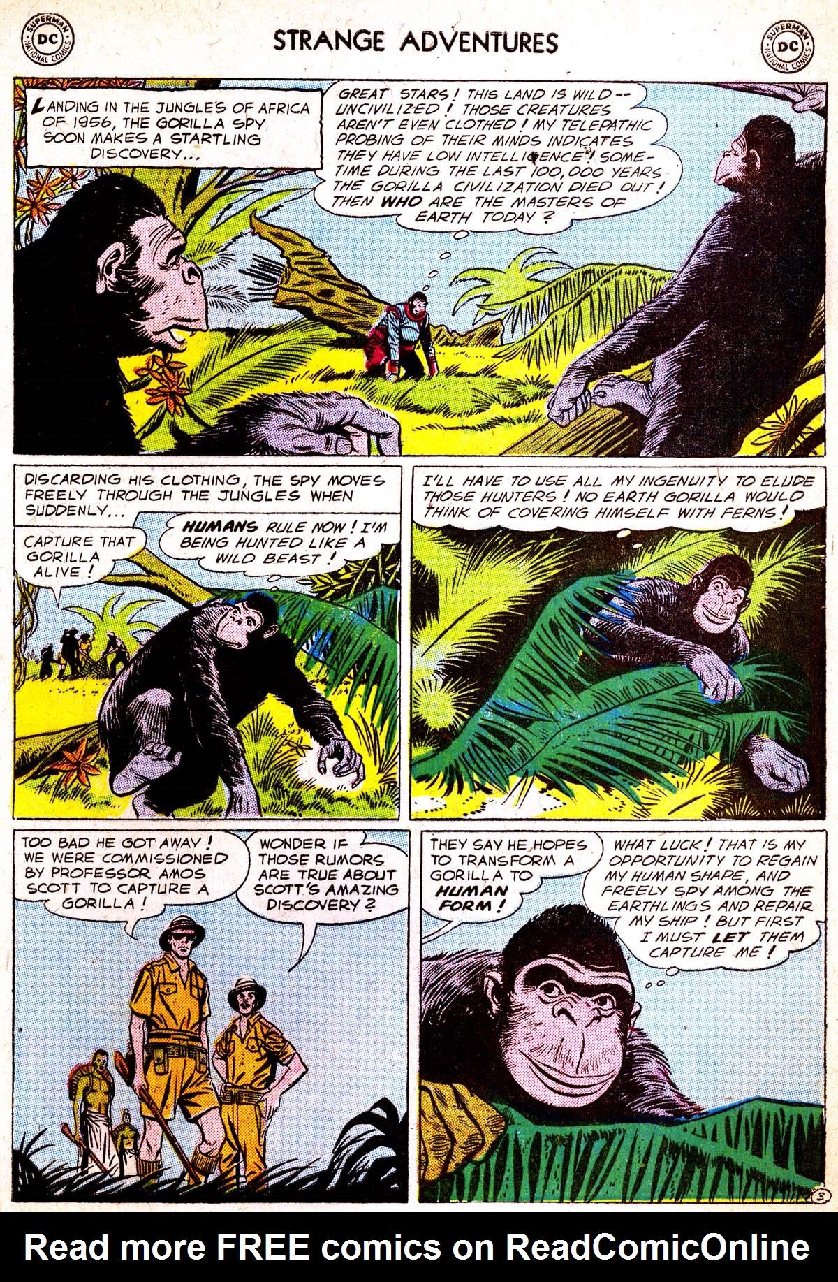 Strange Adventures (1950) issue 75 - Page 5