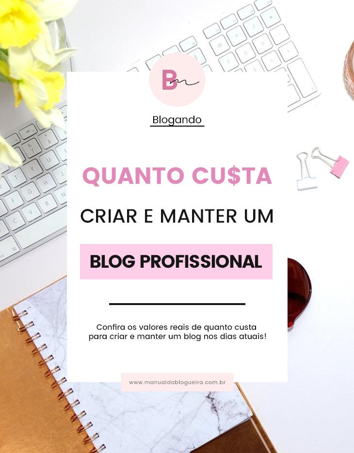 Criar e manter um blog profissional
