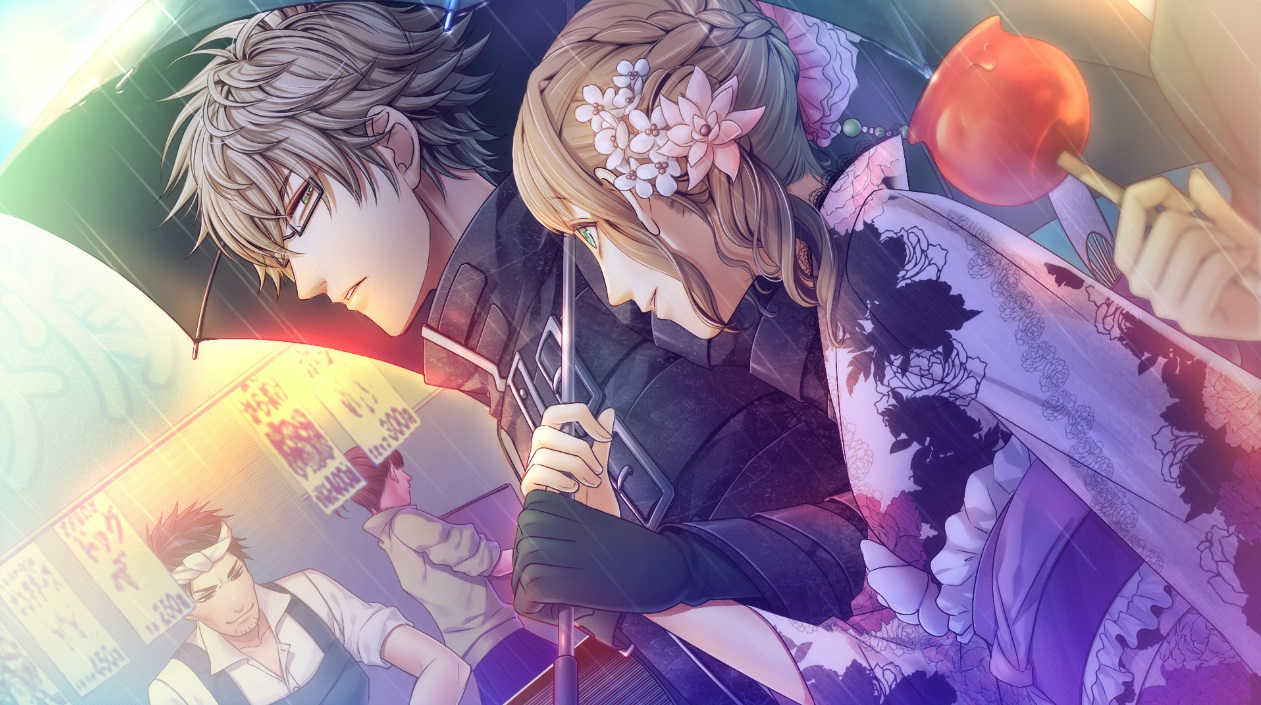 angielski anime randki ds gry