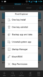 ES File Explorer APK root explorer
